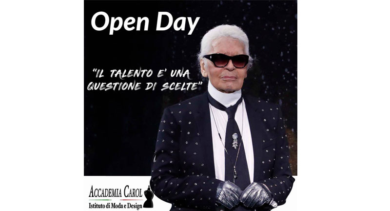 Open Day 2 Aprile 2019